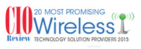 Top 20 Wireless Technology Solution Companies - 2015